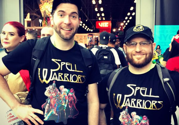Spell Warriors gets phenomenal response at Comic Con