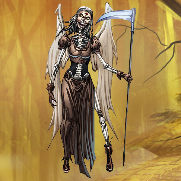 Lady-of-Bones